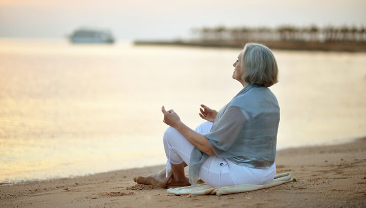 Meditation and yoga can 'reverse' DNA reactions which ...
